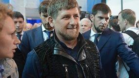 Čečėnijos prezidentas Ramzanas Kadyrovas žada atkeršyti ISIS už nukirsdintą rusą