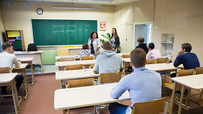 Pirmieji įspūdžiai po valstybinio lietuvių kalbos ir literatūros brandos egzamino: tikėjosi sunkesnių temų