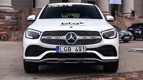 """Renkame """"Tautos automobilį 2020"""": """"Mercedes GLC"""""""