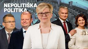 TOP 10 nepolitiškų klaidų Lietuvos politikoje