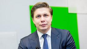 """LSDP pirmininko posto siekiantis M.Sinkevičius: """"Partija – ne UAB'as, bet aš savo kioskui pavadovavau"""""""