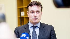D.Bradauskas: mačiau, kad susitikimą su R.Kurlianskiu fiksavo specialiosios tarnybos