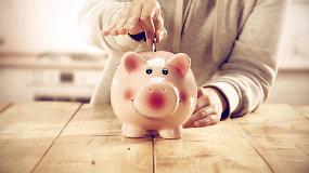 Ekonomistai: lietuviai vis dar išlaidauja ir taupo per mažai