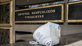 Vyriausybės ekstremalių situacijų komisija: Lietuvoje jau padaugėjo įvežtinių COVID-19 atvejų