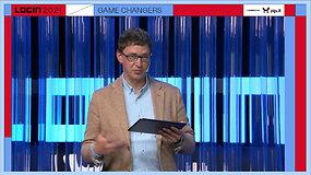 LOGIN 2021. Liudas Ubarevičius: Games at every step: why do we play?