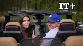 """IT+: TOP navigacijos programėlės vasaros kelionėms, dėl kurių """"Google maps"""" padėsite į stalčių"""
