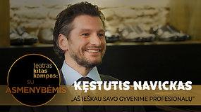 """Badmintono čempionas Kęstutis Navickas: """"Mėgstu daryti įtaką, man nepatinka plūduriuoti paviršiuje"""""""