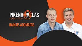 PIKENROLAS: D.Adomaitis – išskirtinė NBA Vasaros lygos patirtis ir naujausios krepšinio tendencijos