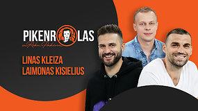 PIKENROLAS: rinktinės vaizdas, lažybos dėl Kuzios ir kryžkelėje esantis K.Maksvytis