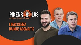 PIKENROLAS: L.Kleiza ir D.Adomaitis – kas turėtų gelbėti Lietuvos krepšinį?
