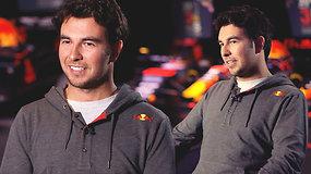 """Sergio Perez grįžta į lenktynes su """"Red Bull'': """"Tai svajonės išsipildymas''"""
