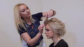 Dizainerė I.Miltienienė pristatė vestuvių suknelių kolekciją