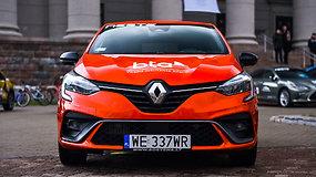 """Išrinkite """"Tautos automobilį 2020"""": 5 savybės, kuriomis žavi mažylis """"Renault Clio"""""""