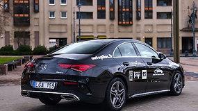 "Renkame ""Tautos automobilį 2020"": Mercedes-Benz CLA Coupe"