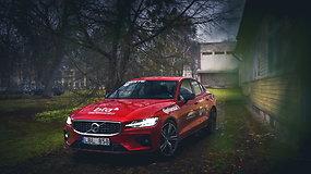 """Tautos automobilis 2020"" – ""Volvo S60"""