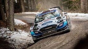 Ar vienintelis WRC lietuvis Deividas Jocius tęs pasirodymą Pasaulio ralio čempionate?