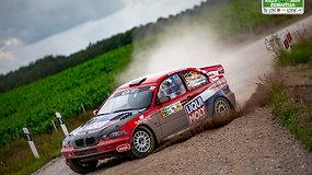 """""""Rally Žemaitija 2021"""" – 3/4 greičio ruožai"""