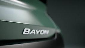 Hyundai Bayon – B dydžio miesto visureigis