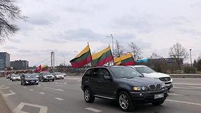 Kovo 11-osios važiuotynės Kaune