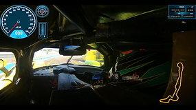 Greičiausias Juliaus Adomavičiaus ratas Europos Le Mano serijoje Catellet trasoje