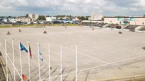 Kretingoje paaiškėjo 2021 m. Lietuvos motobolo čempionato finalo nugalėtojas