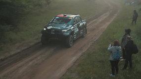 "Benedikto Vanago komentaras po ""Baja Poland"" SS2"