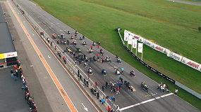 Baltijos šalių motociklų plento žiedo finalinis etapas Pernu