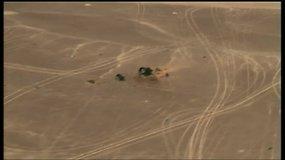 Rusijos lėktuvo katastrofos vieta Egipte, Sinajaus pussiasalyje