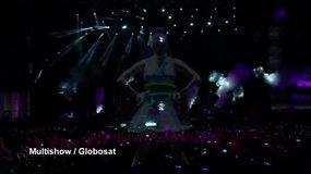 Katy Perry šou Rio de Žaneire