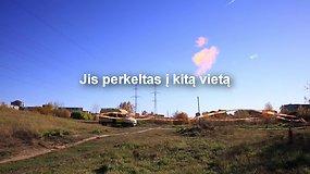 Tiesiant Vilniaus vakarinį aplinkkelį, perkelta pagrindinė sostinės dujų skirstymo arterija