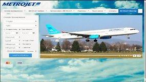 Sinajaus pusiasalyje sudužo Rusijos keleivinis lėktuvas, visi 224 keleiviai greičiausiai žuvo