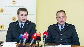 Kalėjimų departamento atstovai papasakojo apie M.Jonkaus pabėgimo aplinkybes