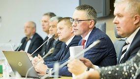 Vytautas Bakas komentuoja tyrimo išvadas dėl M.Basčio ryšių