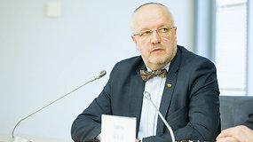 Juozas Olekas komentuoja tyrimo išvadas dėl M.Basčio ryšių