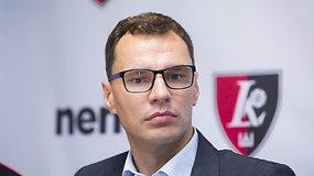 """D.Gudelis atskleidė šio sezono """"Lietuvos ryto"""" biudžetą ir kur jis bus naudojamas"""