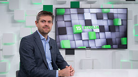"""I.Laursas apie """"Fintech"""" technologijas: """"Valstybė pirmiausiai turėtų investuoti į jų supratimą"""""""