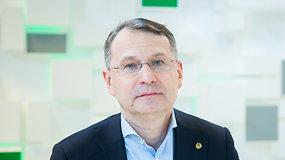 KT pirmininkas  D.Žalimas 15min studijoje pasisakė apie VSD pažymoje minimą V.Greičių