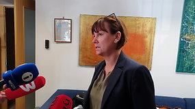 Garbės teismo pranešėjos Ritos Miliūtės komentaras