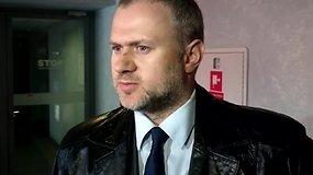 Prokuroro komentaras apie įtariamojo dėl žmogžudystės Mozūriškių kaime suėmimą