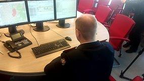 BPC testas, kaip veikia skambinančiojo vietos nustatymo sistema