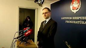Prokuratūra atskleidė:  prokurorė sulaikyta dėl Darbo partijos byloje siūlyto kyšio