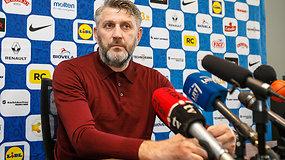 """Naujas rinktinės treneris Darius Maskoliūnas: """"Naudosime """"Žalgirio"""" sistemą"""""""
