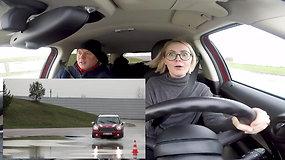 Kaip suvaldyti slystantį automobilį? Praktiniai lenktynininko Ramūno Čapkausko patarimai