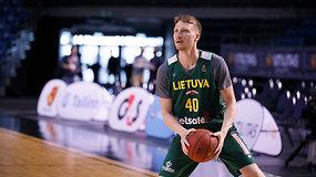 Marius Grigonis apie artėjantį Žalgirio sezoną ir naująjį trenerį