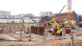 Kauno autobusų stoties statyba