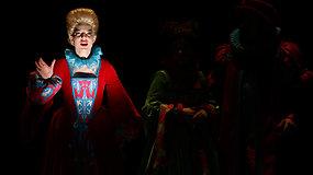 """Išskirtinės premjerinės operos """"Vindzoro šmaikštuolės"""" repeticijos akimirkos"""