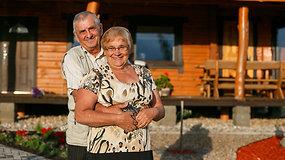 Danutė ir Kazimieras Tuskeniai pasakoja apie santykių tvarumą