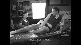 """Tatuiruočių meistrė Silvija Sablinskaitė: """"Pirmoji atlikta tatuiruotė – mažas skėtis ant mokytojo kūno"""""""