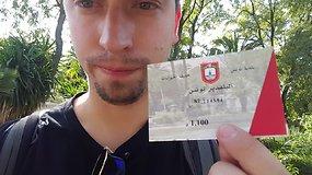 Keliautojas Vytautas Mikaitis lankosi Tunise ir pasakoja apie ten patirtas įdomybes