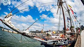 Viena seniausių Jūros šventės tradicijų – negrįžusių iš jūros pagerbimo ceremonija